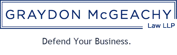 Graydon McGeachy Law logo